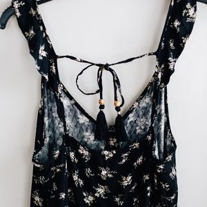 American Eagle Outfitters Dresses - American Eagle Floral Maxi